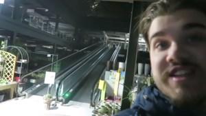 """Vloggers voor de rechter na overnachting in Lommels tuincentrum: """"Lachwekkend"""""""