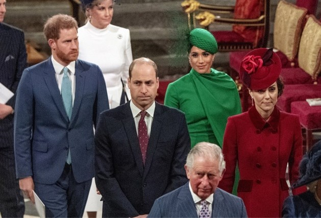 "Harry en Meghan straal genegeerd door William en Kate: ""Dit is niet hoe je je broer begroet!"""