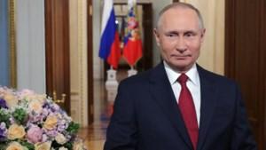 Poetin straks president voor het leven?