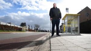 Eén op de zeven bushaltes volledig aangepast aan mindervaliden