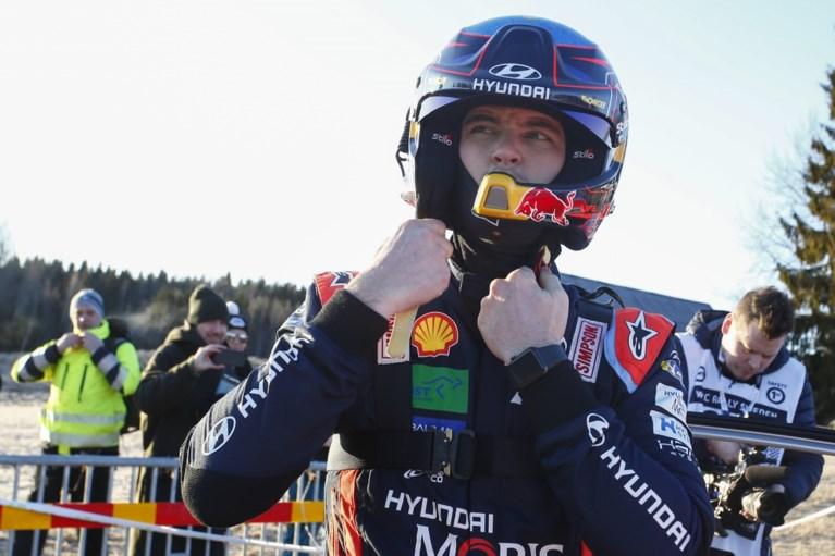 Thierry Neuville maakt zich op voor eerste gravelrally van het seizoen