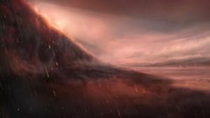 Het regent ijzer op exotische exoplaneet