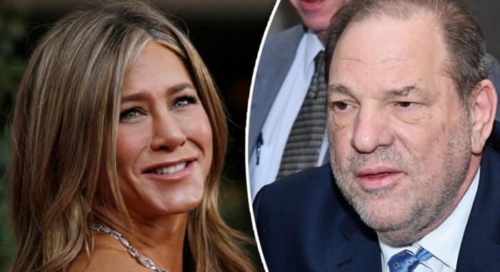 """Weinstein in vrijgegeven e-mails: """"Jennifer Aniston zou vermoord moeten worden"""""""
