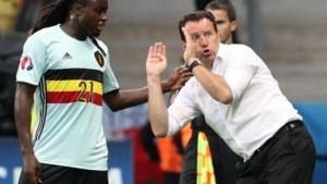 """Marc Wilmots: """"Ik had Jordan Lukaku beter naar huis gestuurd tijdens het EK"""""""
