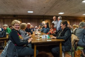 Bart Herman brengt St-Lambertusgilde in vervoering