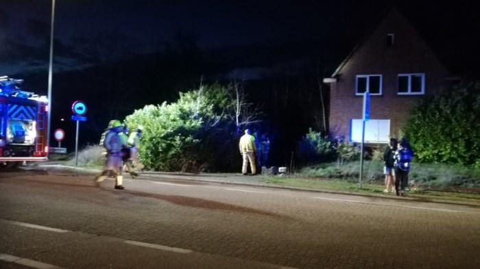 Brand in kraakpand in Lommel