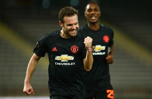 Europa League: Manchester United is al klaar met LASK, ook Basel en Leverkusen zo goed als zeker van kwartfinale