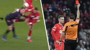 """Schorsing voor Zinho Vanheusden teruggebracht tot drie speeldagen: """"Zoiets kan voorvallen"""""""