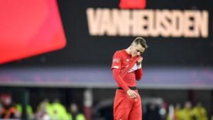 Drie matchen schorsing voor Zinho Vanheusden