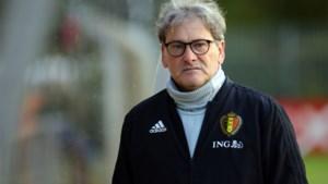 Jacky Mathijssen volgt Johan Walem op als beloftencoach Rode Duivels