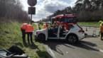 Zwaargewonde bij ongeval op Noord-Zuid