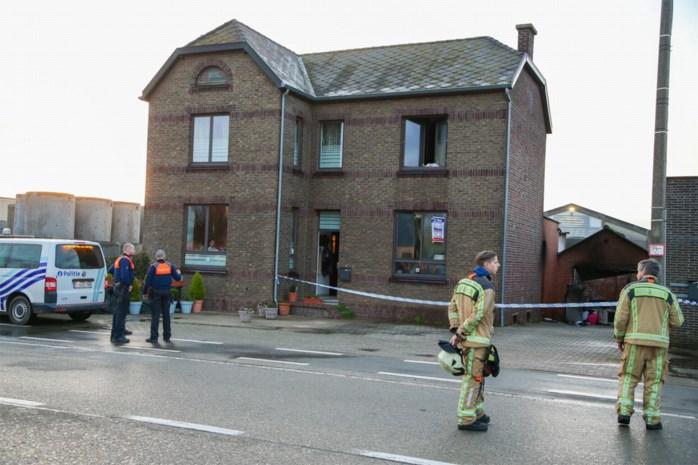 Huis onbewoonbaar na zware brand