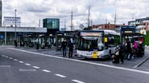 Bussen van De Lijn stoppen aan Nederlandse grens
