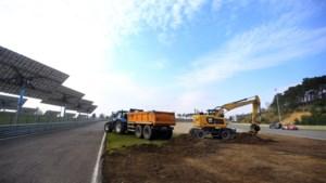 Circuit Zolder vervroegt werken door sluiting wegens corona