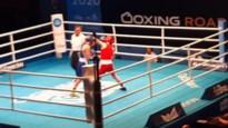 Delfine Persoon meteen uitgeschakeld op olympisch kwalificatietornooi