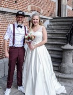 Melissa en Kris in Diepenbeek