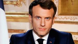 """Frankrijk gaat 15 dagen in volledige lockdown: """"We zijn in oorlog"""""""