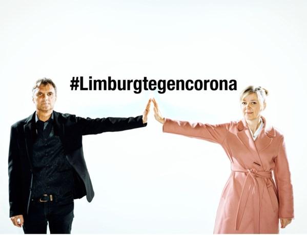 Het Belang van Limburg en TV Limburg schouderen het geweer: #Limburgtegencorona