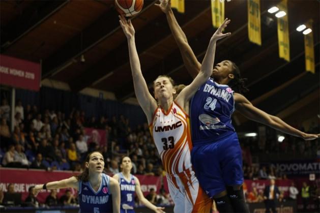Russische basketbalcompetitie stopt definitief, Emma Meesseman kampioen