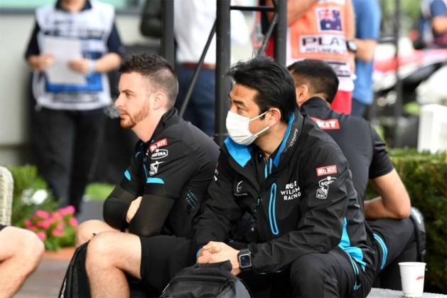 Medewerker van Pirelli is tweede positieve geval in Formule 1