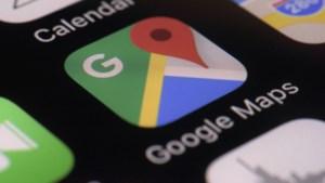 Google Maps toont nu ook maximumsnelheid