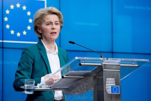 Europese leiders eens over volledig inreisverbod in de Europese Unie