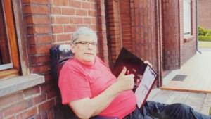"""Vrouw van overleden coronapatiënt (72) uit Bree: """"Hij was een risicopatiënt, maar hij was gezond"""""""