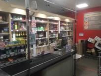 Gesloten doe-het-zelfzaak schenkt veiligheidsscherm aan supermarkt