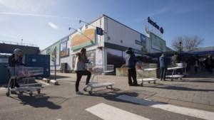 Zorgmedewerkers en ouderen krijgen voorrang bij Carrefour