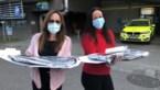Italiaans restaurant kookt voor artsen en verplegers ziekenhuis