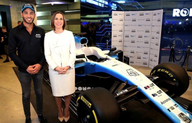 """""""Misschien krijg ik in de F1 meer kritiek omdat ik een vrouw ben"""""""
