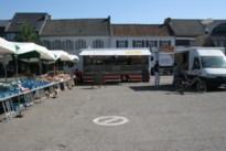 Vrijdagmarkt gaat door in Hoeselt