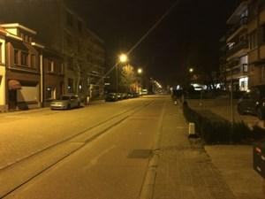 Impressies van een avondwandeling: Hasselt is stil