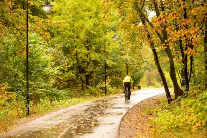 Zo hou je het droog tijdens je fietstocht