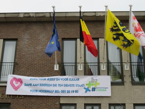 Banner om Bocholtenaar te steunen