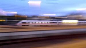 Man gearresteerd die Duitse hogesnelheidslijn saboteerde