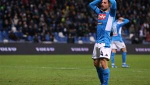 Napoli hervat woensdag training ondanks kritiek