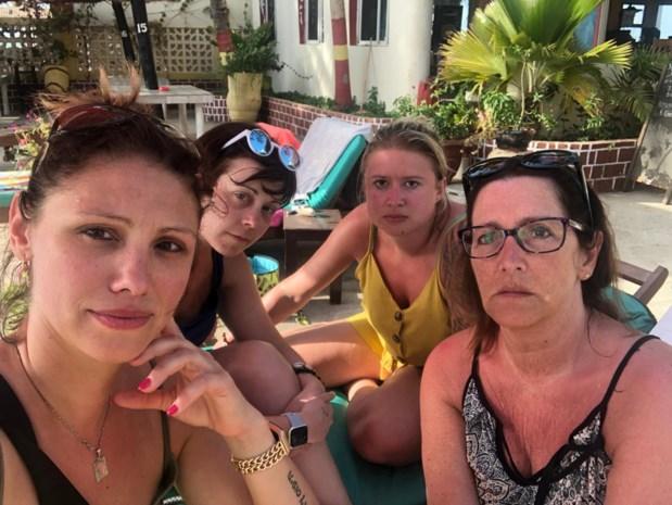 Vier Limburgse vrouwen vast in Gambia