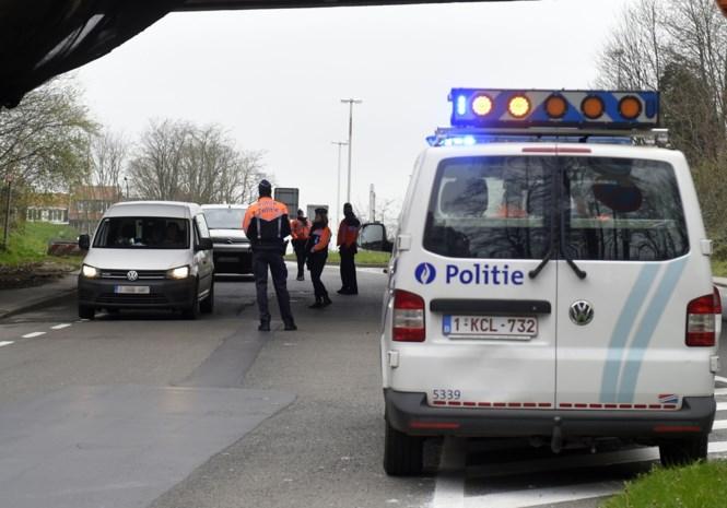 Antwerpenaar krijgt na ongeval in Beringen extra boete omdat die rit niet essentieel was