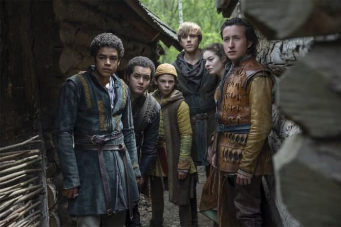 BINGETIP. In fantasyreeks 'The Letter For The King' is de postbode de held