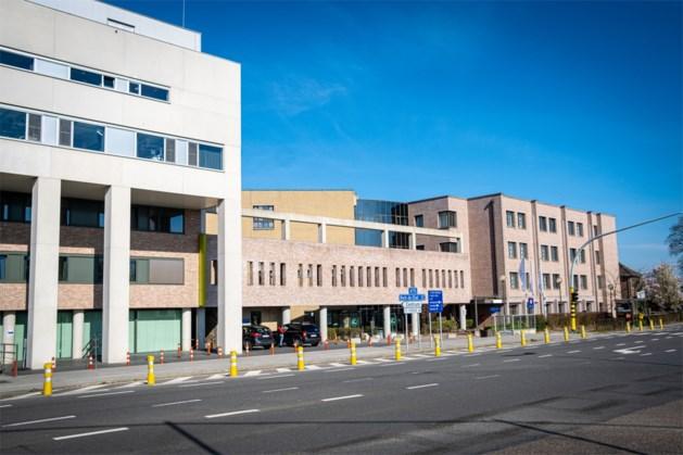 Situatie in Sint-Trudo Ziekenhuis in Sint-Truiden onder controle