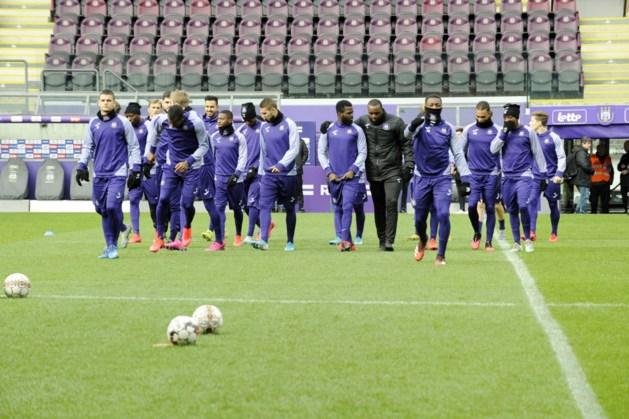 Anderlecht-medewerkers op economische werkloosheid, club vraagt inspanning aan spelers