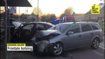 Drie gewonden bij zware klap op Koolmijnlaan