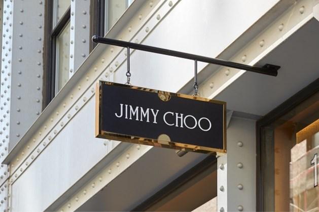 Jimmy Choo gaat naast schoenen nu ook make-up verkopen