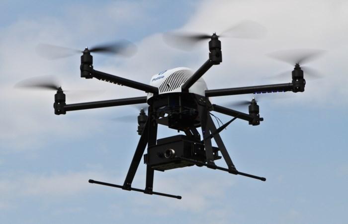 Politie Carma stuurt drone met megafoon de lucht in: 40 pv's