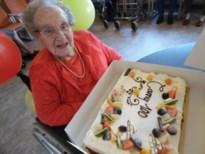 Camy wordt 100 in volle coronacrisis, maar krijgt toch een feestje