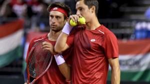 Uitstel van Spelen geen ramp voor tennissers Vliegen en Gillé
