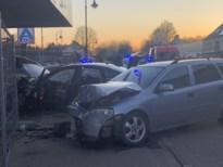 Drie gewonden na zware klap op Koolmijnlaan