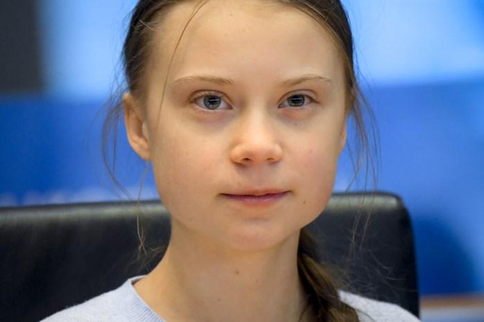 Greta Thunberg was wellicht besmet met het coronavirus
