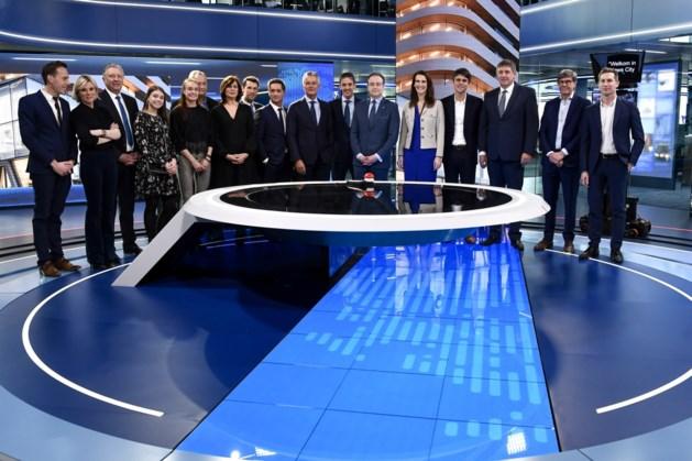 VTM NIEUWS-ankers Freek Braeckman en Birgit Van Mol uit voorzorg in quarantaine